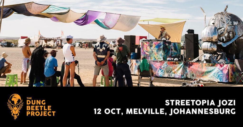 Streetopia Jozi event blog