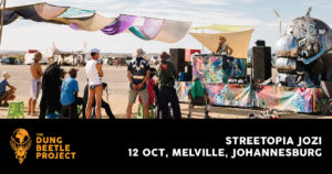 Streetopia Jozi event blog